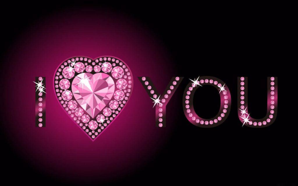 i love you -