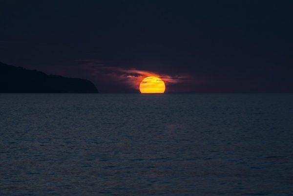 Sunrise Sun and Sea